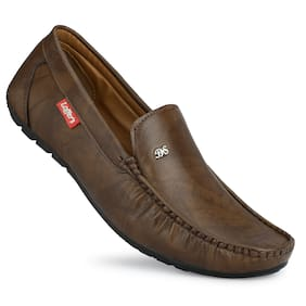 GULASS WICK Men Brown Loafers