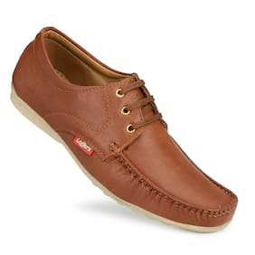 Loafers For Men ( Tan )