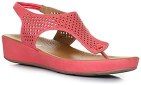 Liberty Women Pink Sandals