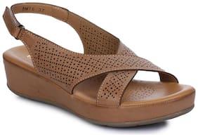 Liberty Women Tan Sandals