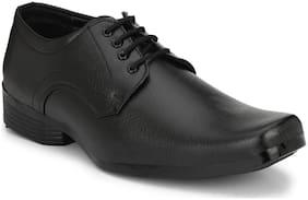 HEEDERIN Men Black Formal Shoes