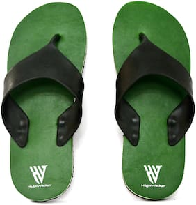 HighWalker Basics Military Green Men's Outdoor Slippers