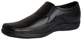 HIKBI Men Black Slip-On Formal Shoes - 506BK