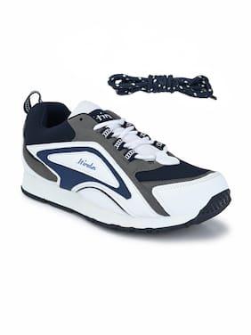 Hirolas Men Training/Gym Shoes ( White )