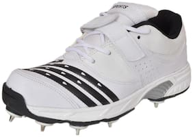 Cricket Shoes For Men ( White )