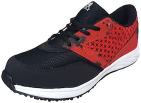 Hitmax Sports Unisex Black Red Running shoes