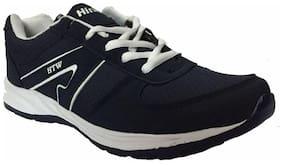 Hitway Men Running Shoes ( Blue )