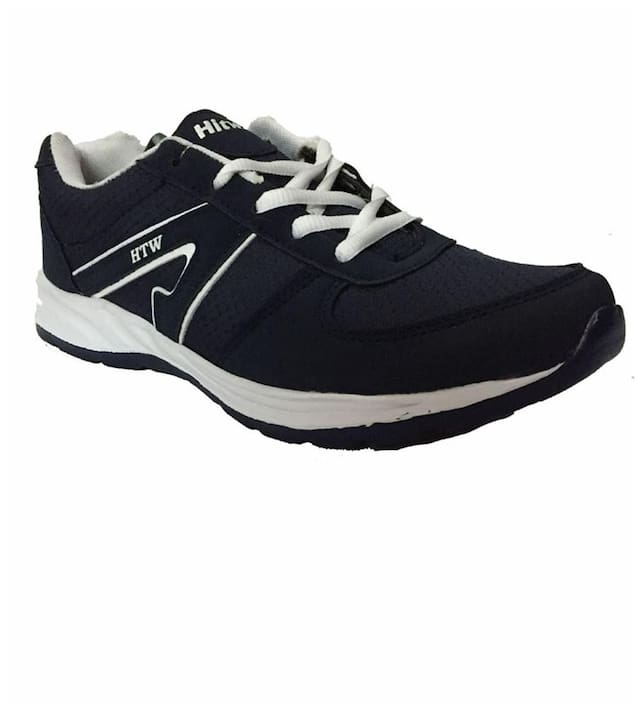 Shoes Men Hitway Blue Running