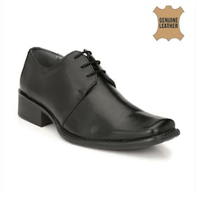 Men Black Derby Formal Shoes