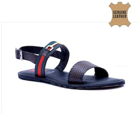 Hitz Men Blue Sandals