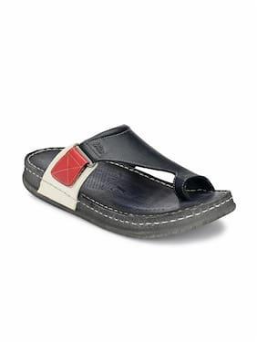 Hitz Men Black Sandals