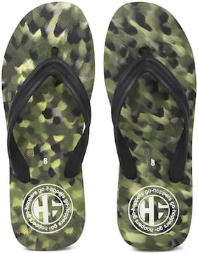 b9ace6b4208bc3 Hoppers GO Men Multi-color Flipflop   Outdoor Slippers ...