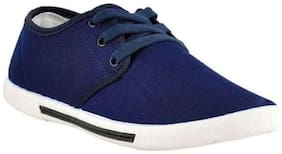 HOTMESS Men Navy blue Casual Shoes