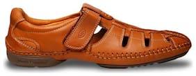 Men Tan Casual Shoes ,Pack Of 1 Pair