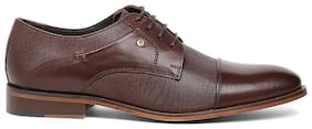 Hush Puppies Men Brown Formal Shoes - 8244047