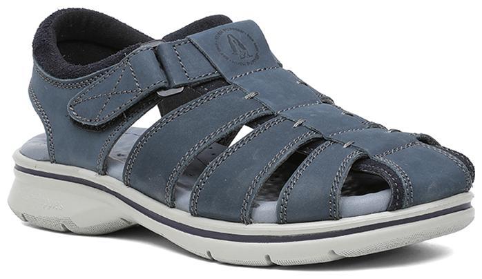 hush puppies blue sandals