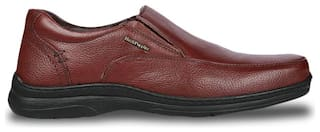 Hush Puppies Men Brown Casual Shoes - TAYLOR SLIP ON - 8544866