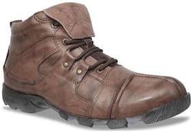 Id Men's Brown Outdoor Boots