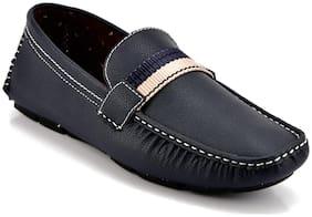 Id Men Blue Loafer