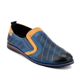 Id Men Blue Casual Shoes - Id0401navy