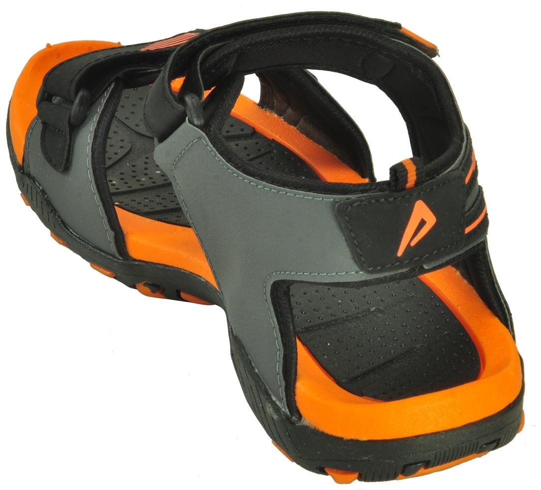 ddb6c381a Buy Ajanta Men Orange Sandals   Floaters Online at Low Prices in India -  Paytmmall.com