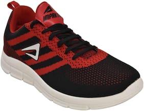 Ajanta Men Running Shoes ( Black )