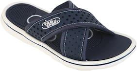 Enso Men's Blue Slippers & Flip Flops