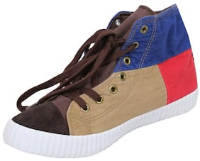 Men Multi-Color Casual Shoes