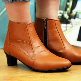 ade299fa29 Boots for Women – Buy Ladies Long Boots, Womens Ankle Boots Online ...