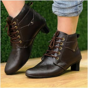 fcdf3faa8 Boots for Women – Buy Ladies Long Boots, Womens Ankle Boots Online ...