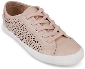 Enso Women Orange Casual Shoes
