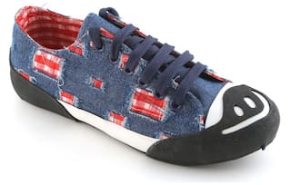 Enso Casual Shoes for Women - Dark Blue