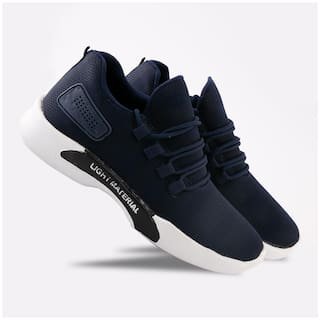 IMT Men Navy Blue Casual Shoes - 1017-20_NAVY