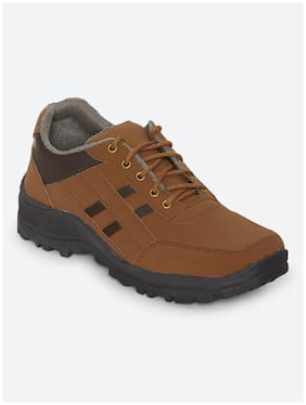 IMT Men Brown Casual Shoes - 1066-4-BROWN
