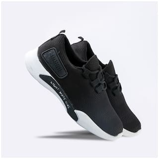 IMT Men Black Casual Shoes - 1027-42_BLACK