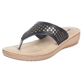 Inblu Women Black Sandals