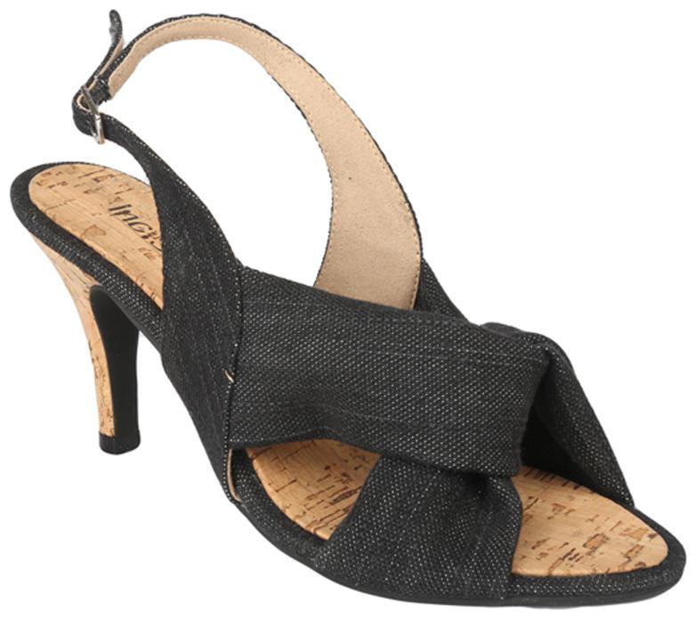 7b695962cd8 Inc.5 Black Fashion Heels