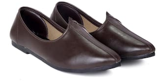 Inlazer Casual Shoes For Men ( Brown )
