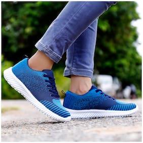 Inlazer Men Blue Running Shoes ( Blue )