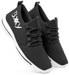Inlazer Men Running Shoes ( White )
