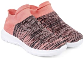 Inlazer Women Running Shoes ( Pink )