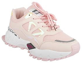 IRSOE Women Running Shoes ( Pink )