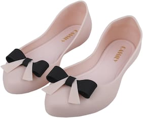IRSOE Women Pink Bellie