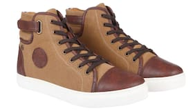Jack & Jones Men Brown Sneakers