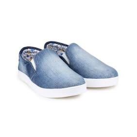 Do Bhai Women Brown Casual Shoes
