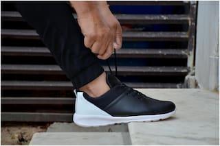 Jokatoo Men jkt-uma-9 Running Shoes ( Black )