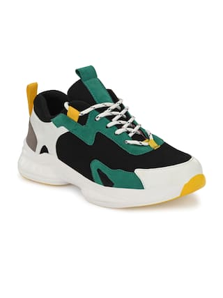 Jokatoo Riding Shoes For Men ( Multi-Color )