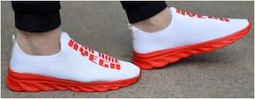 Jokatoo Men jkt-apntim red-8 Running Shoes ( Red )