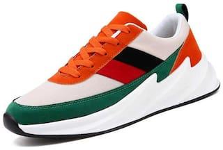 Jokatoo Walking Shoes For Men ( Multi-Color )