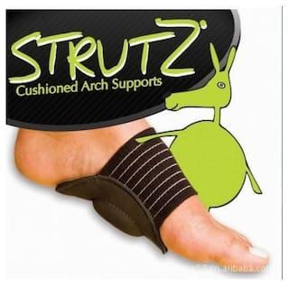 k kudos enterprise 1pair Foot Arch Support Fallen Arches Heel Pain Plantar Achy Relief Fasciitis Heel Cushions feet Shock Absorbing Sole Angel Wrap